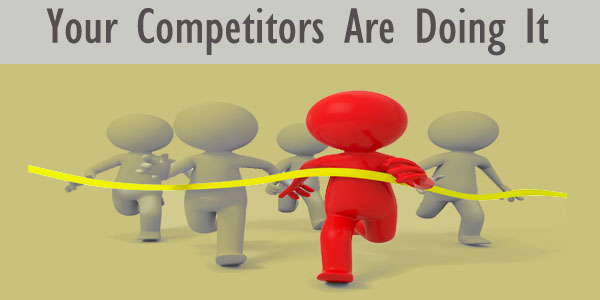 know your competitors It's a tough balance to strike for b2b sales how much attention should you put towards your competitors.